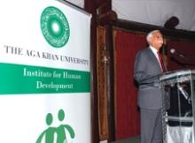Aga Khan University launches Institute for Human Development in Kenya