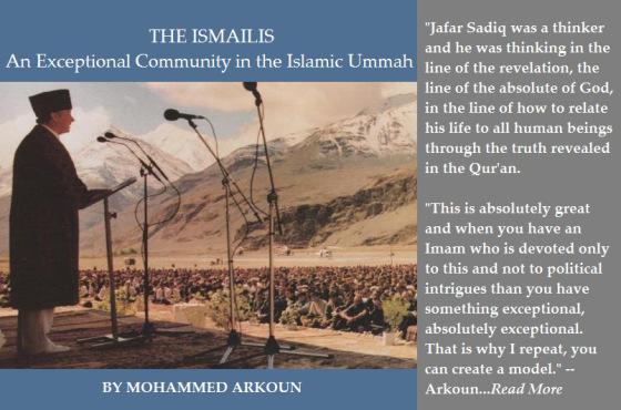 Mohammed Arkoun  -  on Ismailis