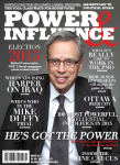 Power and Influence - Hill Times - Winter 2015