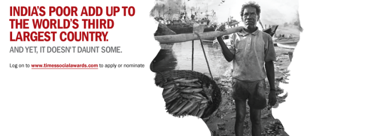 TOI Social Impact Awards 2014-15 - India's Poor add up to World's 3rd largest country