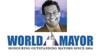 Naheed Nenshi, Mayor of Calgary, Canada, Wins 2014 World Mayor Award