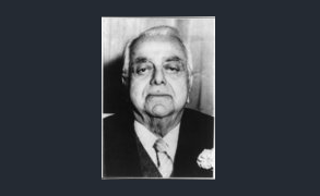 A portrait of the 48th Ismaili Imam His Highness the Aga Khan III.Credit Library of Congress