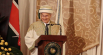 AKU 2015 Convocation - Nairobi - His Highness the Aga Khan smiling
