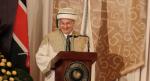 AKU 2015 Convocation - Nairobi - His Highness the Aga Khan smiling