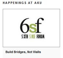AKU - Sixth Sense Forum