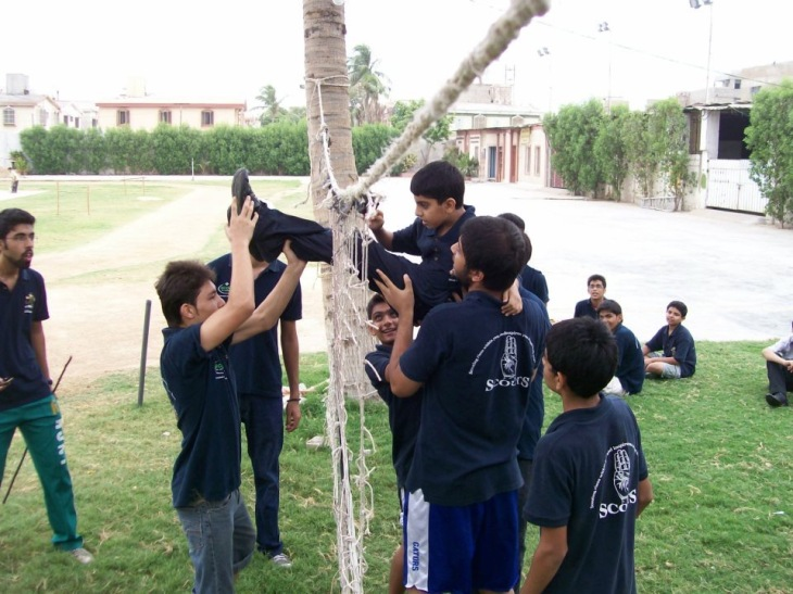 Amynabad Boy Scouts, Pakistan: Creating a better world – Ismailimail