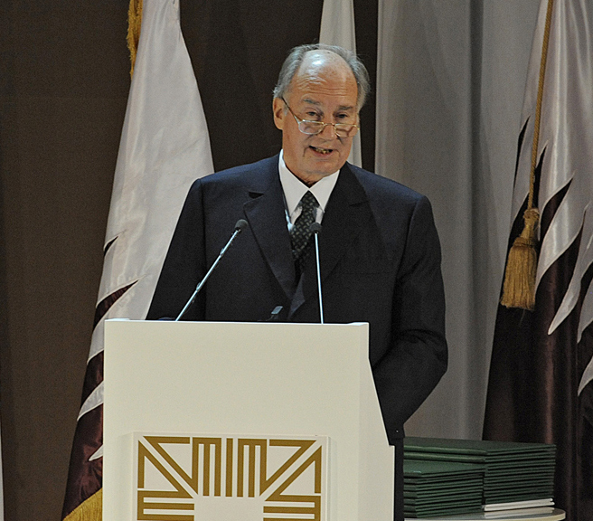 Beyond Relativism: The Aga Khan on Personal Search and Universal Ethics   Ismaili Gnosis