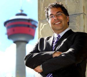 Calgary Mayor, Naheed Nenshi (image via calgaryconnex.com)