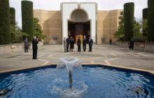 Prime Minister Harper visits Canadian Darkhana Burnaby Jamatkhana for Navroz