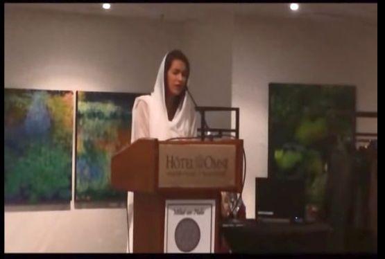 Saba Rawjani recites Salam-e Rasool Muhamed (pbuh)