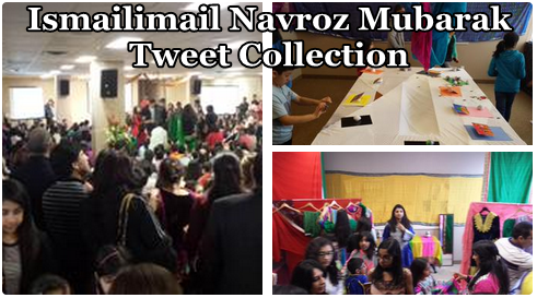 Navroz Mubārak Tweet Collection