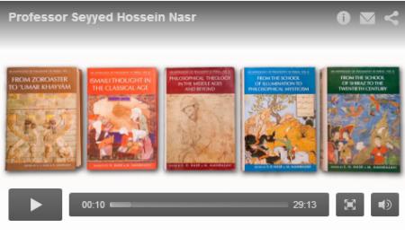 Interview with Seyyed Hossein Nasr