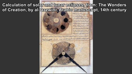 Early Islamic scientists were skilled astronomers