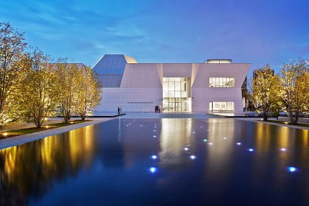 Aga Khan Museum Among 10 Buzz Worthy New Museums   Architectural Digest