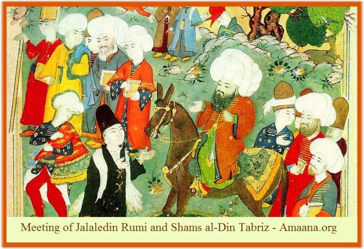 Meeting-of-Jalaledin-Rumi-and-Shams-al-Din-Tabriz-Amaana.org_1