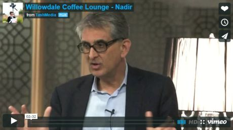 Young Ismaili Professionals Coffee Lounge   Nadir Mohamed