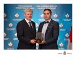 pmo volunteer awards shafin diamond tejani