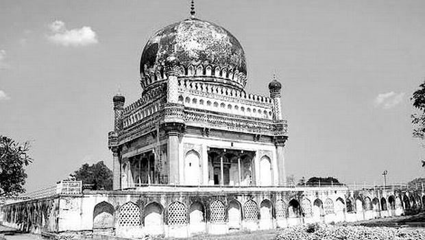 Qutb Shahi tomb (Photo: via The New Indian Express)