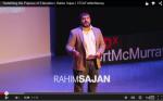 Rahim Sajan at TEDxFortMcMurray