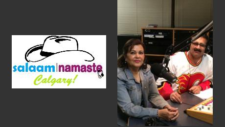 Jalal Ladak – Host of the Radio Program Salaam Namaste Calgary