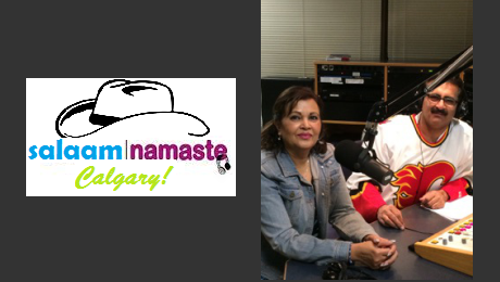 Jalal Ladak – Host of the Radio Program Salaam Namaste Calgary