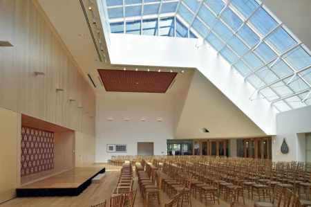 2015 OAA Design Excellence Award for Ismaili Centre