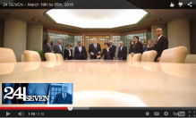 The Prime Minister's Office - 24 SEVEN - Visit to Ismaili Centre, Burnaby for Navroz