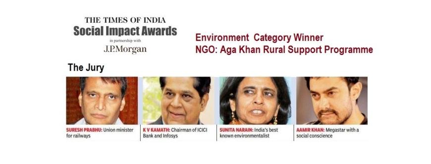 The TOI Social Impact Awards
