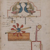 Leonardo da Vinci is said to have been influenced by a twelfth century Muslim engineer