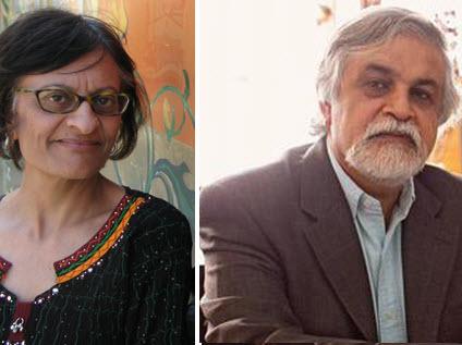 ZainubVerjee & M.G. Vassanji