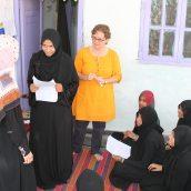 Lisa Gervais: Sharing Expertise with the Aga Khan Academies