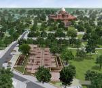 As part of its continued efforts to restore and revitalise the areas around Humayun's Tomb, the Aga Khan Trust for Culture and its partners will begin construction on a site museum and visitor's centre in Delhi. (Image via AKDN facebook)