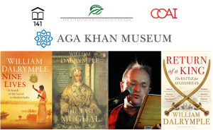 AKM-CCAI -TCF-141-Apr29-William Dalrymple presents Return of a King