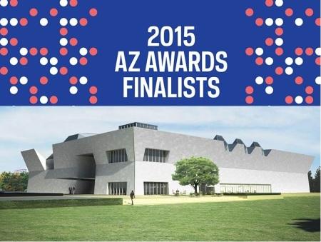 AKM Finalist for 2015 Azure Awards