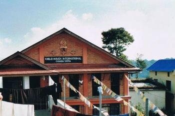 Sultan Jessa: Earthquake damages Child Haven home in Nepal