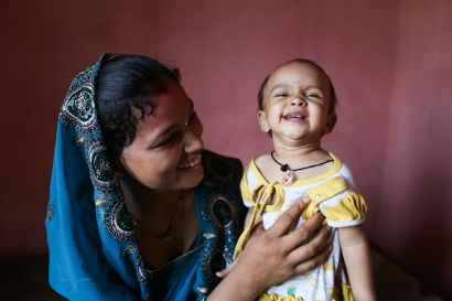 """Improving Infant Feeding & Nutrition Practices: Aga Khan Foundation India's """"Buniyaad"""" Project Offers Model for Policymakers and Public Health Professionals"""