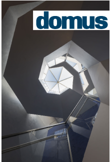 Domus - Aga Khan Museum - Geometry Light and Staircase