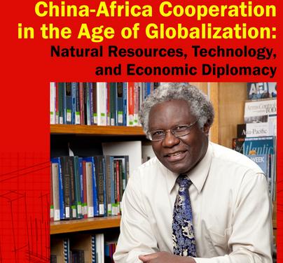 Dr. Calestous Juma, member of the AKU Board of Trustees - China-Africa. Images credit MIT