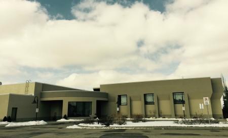 Headquarters Jamatkhana, Edmonton, Canada