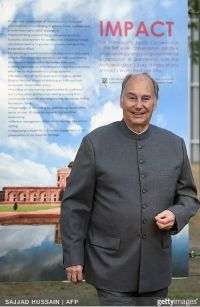 His Highness the Aga Khan & Family's Visit to India - April 2015