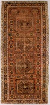 Holbein carpet, Turkey, 16th century
