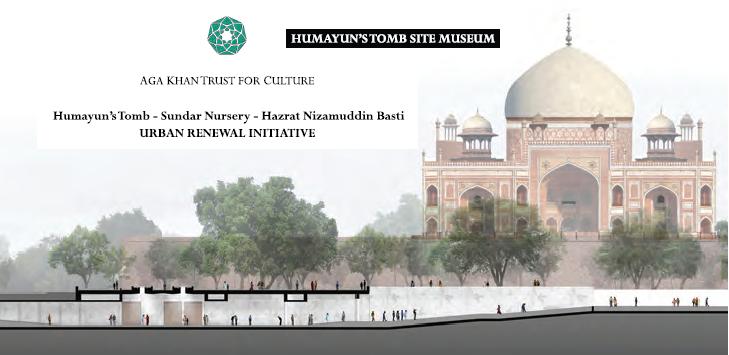 Humayun Tomb Site Mueseum - mp