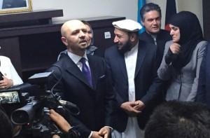 Sadat Naderi assumes charge of Urban Development Ministry - Khaama Press Afghan News