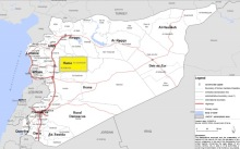 map-of-syria