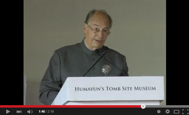 Ministry of External Affairs Video: His Highness the Aga Khan meets Indian Heads of State
