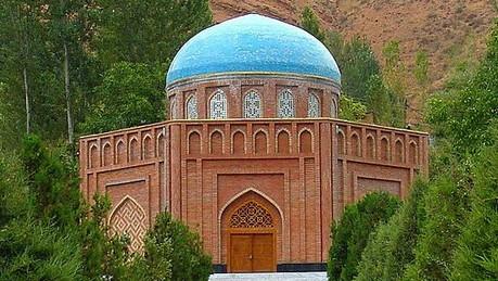 Rudaki's Mausoleum