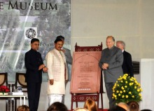 Foundation Stone Laying Ceremony: Humayun's Tomb Site Museum