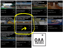 Support and Vote for Ismaili Centre Toronto for OAA Awards - Peoples choice award