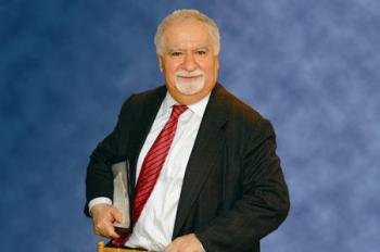 Dr. Vartan Gregorian,  currently President of Carnegie Corporation of New York. He was  the 16th President of Brown University (1989-1998)   (Image credit  Carnegie.org)