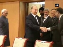 Video: Vice President Hamid Ansari meets Prince Karim Aga Khan